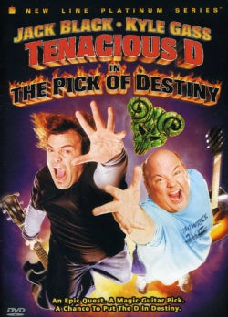 Tenacious D in the Pick of Destiny (DVD)
