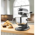 KitchenAid KP26M1XPM Pearl Metallic 6-quart Pro 600 Bowl-Lift Stand Mixer