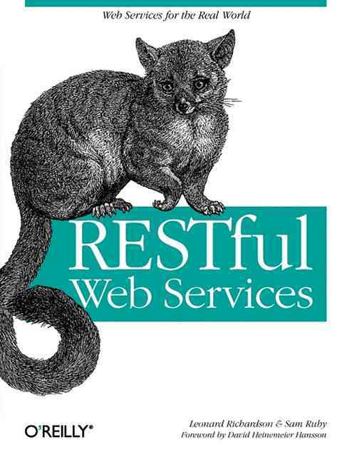 Restful Web Services (Paperback)