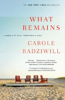 What Remains: A Memoir of Fate, Friendship, and Love (Paperback)