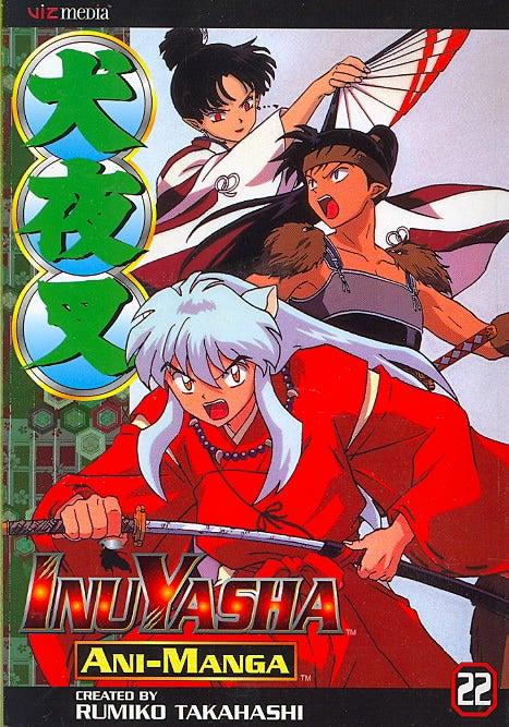 Inuyasha Ani-Manga 22 (Paperback)