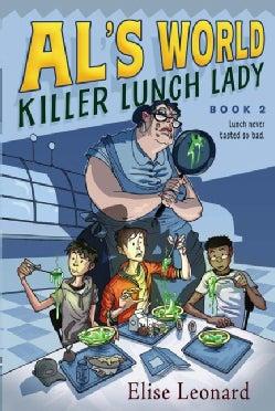 Killer Lunch Lady (Paperback)