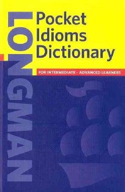 Longman Pocket Idioms Dictionary (Paperback)