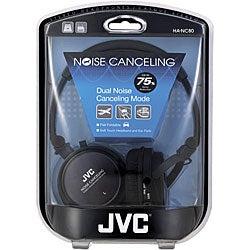 JVC HANC80 Folding Noise-cancelling Headphones