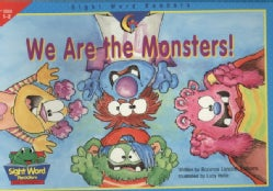 We Are The Monsters! (Paperback)