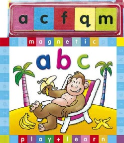 ABC - Magnetic Book