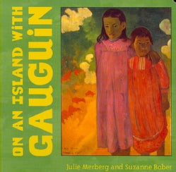 On an Island with Gauguin (Board book)