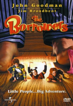 Borrowers (DVD)