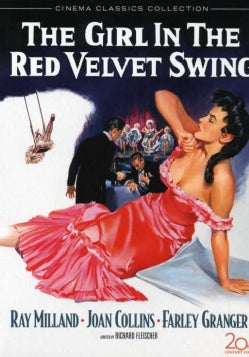 The Girl In The Red Velvet Swing (DVD)
