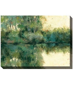 Caroline Ashton Reflections Canvas Art