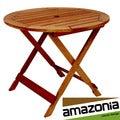 Amazonia 35-inch Round Bistro Table