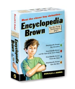 Encyclopedia Brown (Paperback)