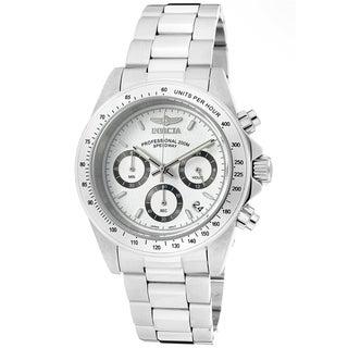 Invicta Men's 9211 Speedway Steel Chrono Watch