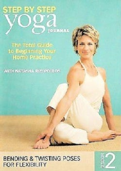 Yoga Journal's: Beginning Yoga Step by Step: Session 2 (DVD)