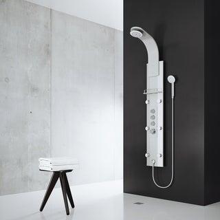VIGO Shower Massage Panel with Rain Shower Head