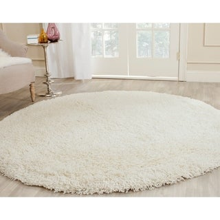 Safavieh Plush Super Dense Hand Woven Honey White Premium
