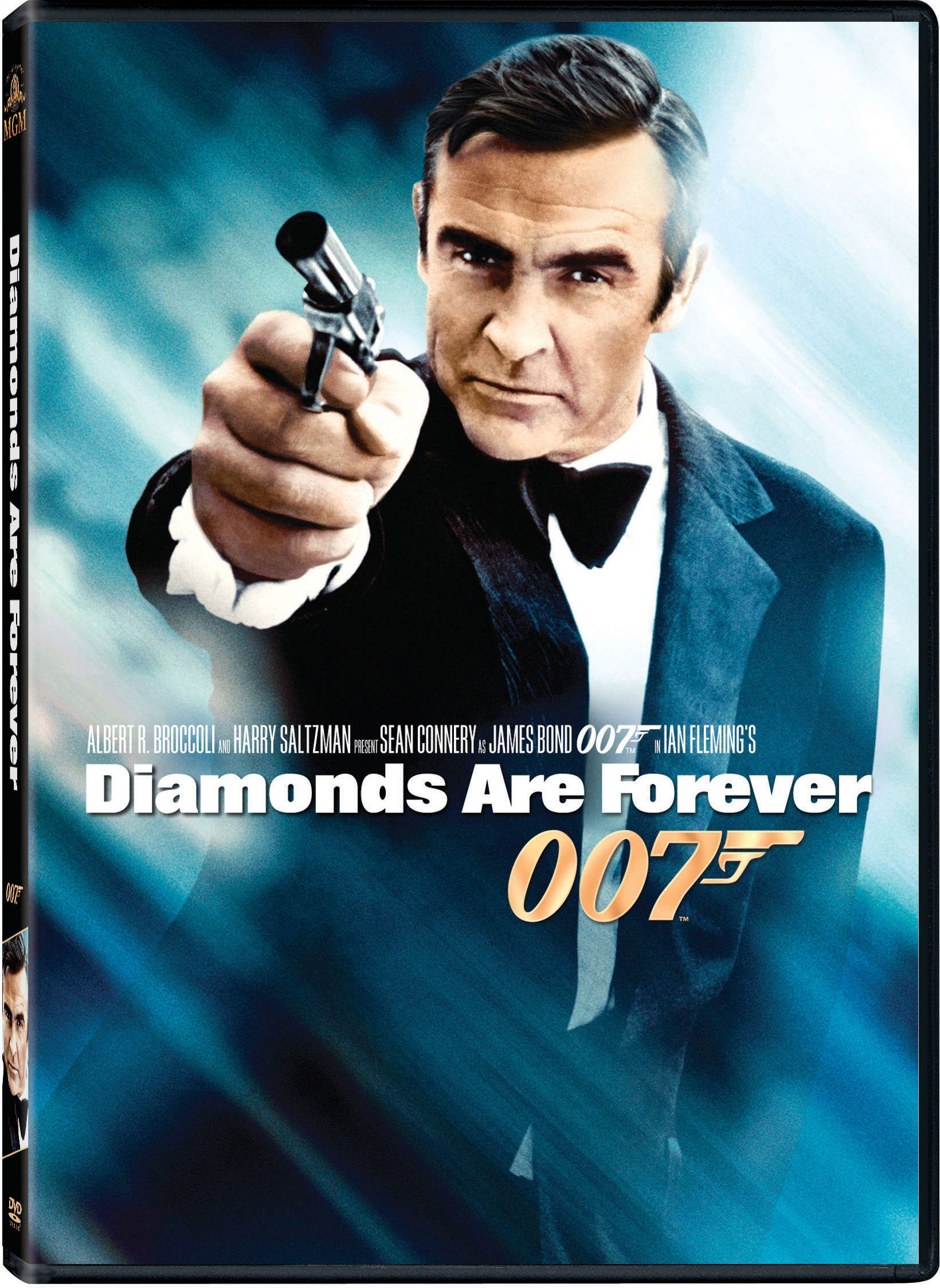 Diamonds Are Forever (DVD)