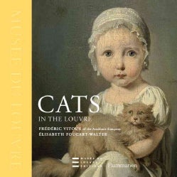 Cats in the Louvre Collection (Hardcover)