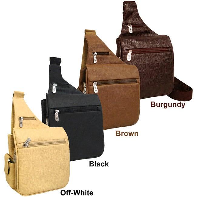 Amerileather Convenient Leather Travel Bag