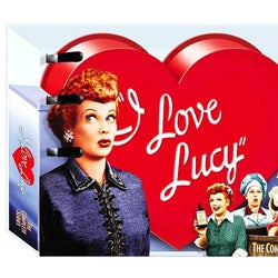 I Love Lucy: The Complete Series (DVD)