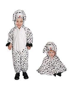 Brave Little Dalmatian Children's Costume