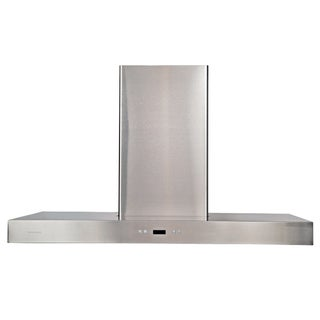 Cavaliere-Euro 36-Inch Touchpad Control Wall Mount Range Hood