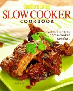 Southern Living Slow-Cooker Cookbook (Paperback)