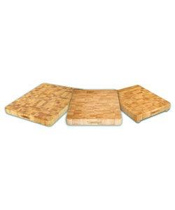 End Grain Chopping Block w/ Feet