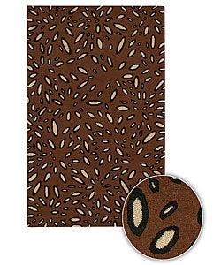Hand-Tufted Artistic Mandara Wool Rug (7'9 x 10'6)