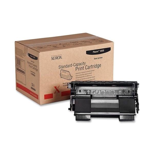 Xerox Black Toner Cartridge