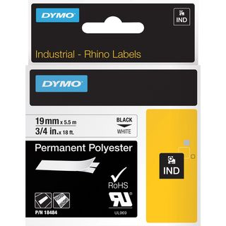 Dymo RhinoPRO Permanent Polyester Tape