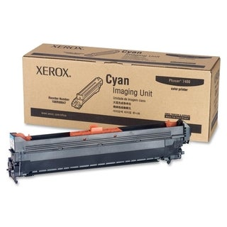 Xerox Cyan Imaging Unit For Phaser 7400 Printer