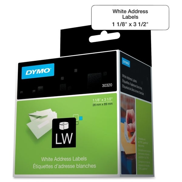 Dymo Address Labels
