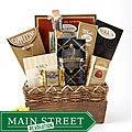 Warm Greetings Gourmet Food Gift Basket