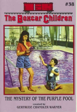 The Mystery of the Purple Pool (Paperback)