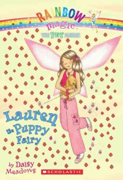 Lauren the Puppy Fairy (Paperback)