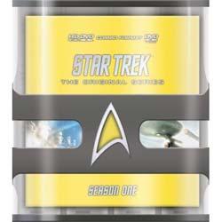 Star Trek: The Original Series: Season One Remastered (DVD)