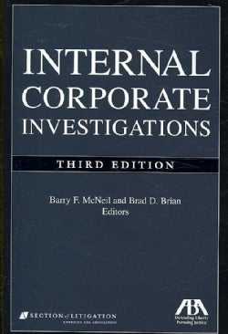 Internal Corporate Investigations (Paperback)