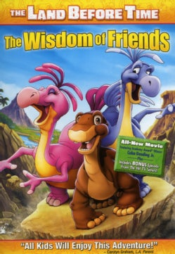 The Land Before Time 13: The Wisdom Of Friends (DVD)