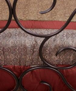 Rosette Queen-size Bed