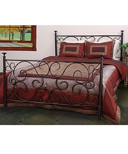 Rosette Queen-size Bed