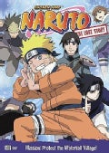 Naruto: The Lost Story - Mission: Protect Waterfall Village! (DVD)