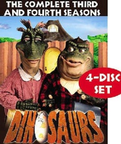 Dinosaurs: The Complete Third & Fourth Seasons (DVD)