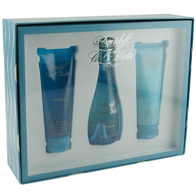 Davidoff Cool Water 3-piece Gift Set for Women