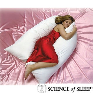 Science of Sleep Body Wrap Pillow