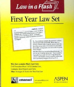 First Year Law Set (Cards)