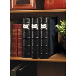 Large CD/ DVD Storage Binder System (Pack of 6)