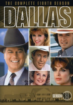 Dallas: The Complete Eighth Season (DVD)