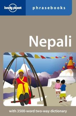 Lonely Planet Nepali Phrasebook (Paperback)