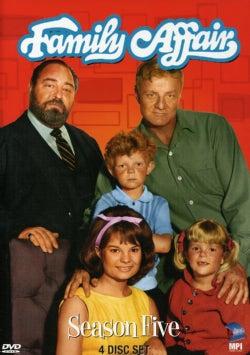 Family Affair Season 5 (DVD)